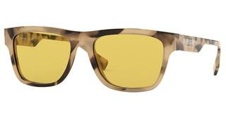 Burberry BE4293 350185 YELLOWSPOTTED HORN