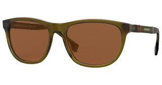 Burberry BE4319 335673 BROWNTRANSPARENT OLIVE