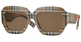 Burberry BE4334 393273 BROWNVINTAGE CHECK