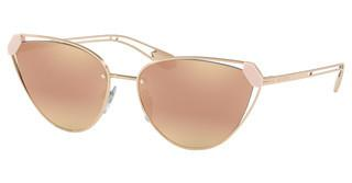 Bvlgari BV6115 20144Z GREY MIRROR ROSE GOLDPINK GOLD