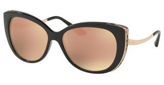 Bvlgari BV8178 901/4Z GREY MIRROR ROSE GOLDBLACK