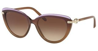 Bvlgari BV8211B 546313 BROWN GRADIENTVIOLET GRADIENT BROWN