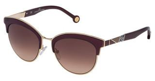 Carolina Herrera SHE101 0A93 BROWN GRADIENTORO ROSE' LUCIDO