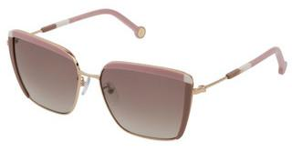 Carolina Herrera SHE148 300X BROWN GRADIENTORO ROSE