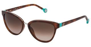 Carolina Herrera SHE688 08XW BROWN GRADIENTAVANA CHIARA LUCIDA