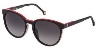 Carolina Herrera SHE793 09P2 SMOKE GRADIENTNERO+ROSA