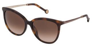Carolina Herrera SHE798 01AY BROWN GRADIENTAVANA SCURA LUCIDA