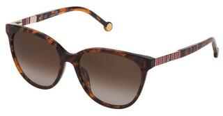 Carolina Herrera SHE829 0AEN BROWN GRADIENTVIOLA/AVANA LUCIDO