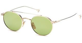 DITA 24001 C Vintage Green-Gold Flash-AR12K Gold