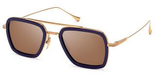 DITA 7806 D Dark Brown - ARNavy - 18K Gold