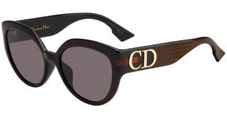 Dior DDIORF DCB/2M BROWN ARGD METALZ