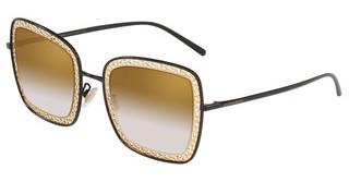 Dolce & Gabbana DG2225 13116E GRAD LIGHT BROWN MIRROR GOLDBLACK