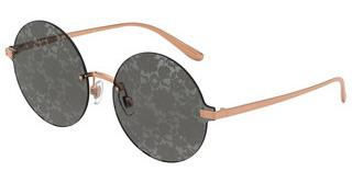 Dolce & Gabbana DG2228 1298P2 ORANGE MIRROR SILVER GRADIENTPINK GOLD