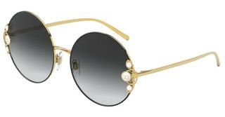Dolce & Gabbana DG2252H 13348G LIGHT GREY GRADIENT BLACKBLACK