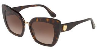 Dolce & Gabbana DG4359 502/13 BROWN GRADIENT DARK BROWNHAVANA