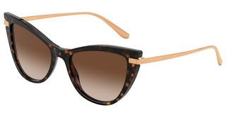 Dolce & Gabbana DG4381 502/13 BROWN GRADIENT DARK BROWNHAVANA