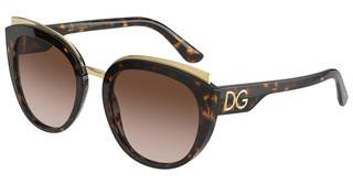 Dolce & Gabbana DG4383 502/13 BROWN GRADIENT DARK BROWNHAVANA