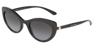 Dolce & Gabbana DG6124 501/8G LIGHT GREY GRADIENT BLACKBLACK