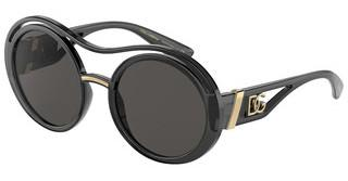 Dolce & Gabbana DG6142 329187 DARK GREYTRANSPARENT GREY