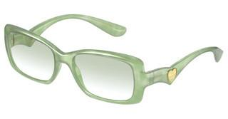 Dolce & Gabbana DG6152 3301/2 CLEAR GRADIENT GREENPEARL GREEN PASTEL