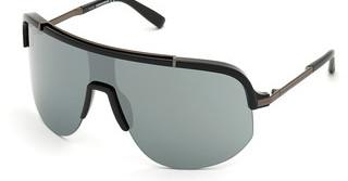 Dsquared DQ0345 10C zinn hell glanznickel