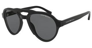 Emporio Armani EA4128 501781 GREY POLARSHINY & MATTE BLACK