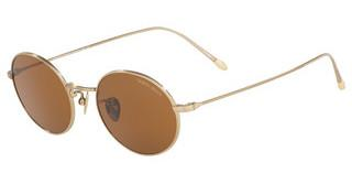 Giorgio Armani AR5097ST 328133 BROWNBRUSHED SOFT GOLD