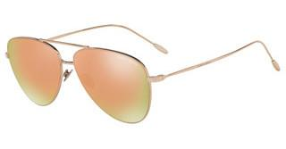 Giorgio Armani AR6049 30114Z GREY MIRROR ROSE GOLDBRONZE