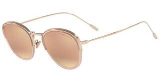 Giorgio Armani AR6068 30114Z GREY MIRROR ROSE GOLDBRONZE