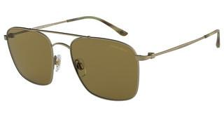Giorgio Armani AR6080 324773 BROWNMATTE BRUSHED GOLD
