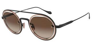 Giorgio Armani AR6085 300113 BROWN GRADIENTMATTE BLACK/BRONZE