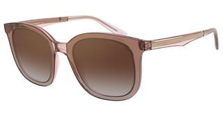 Giorgio Armani AR8136 58216F GRADIENT PINK MIRROR PINKLIGHT ROSE