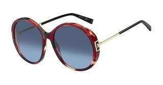 Givenchy GV 7189/S 573/08 ORGA B.6RED HORN