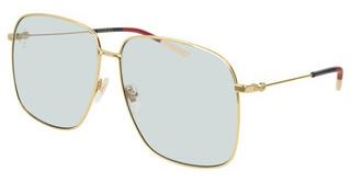 Gucci GG0394S 006 LIGHT BLUEGOLD