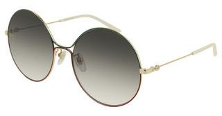 Gucci GG0395S 003 BROWNGOLD