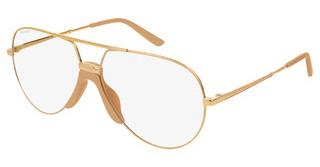 Gucci GG0432S 001 TRANSPARENTGOLD