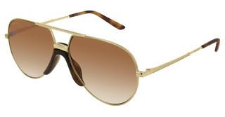 Gucci GG0432S 002 BROWNGOLD
