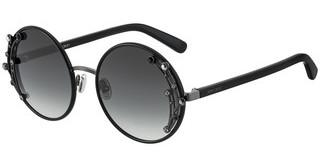 Jimmy Choo GEMA/S 807/9O DARK GREY SFBLACK