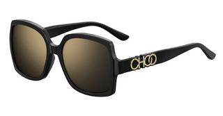 Jimmy Choo SAMMI/G/S 2M2/JO GREY BRONZE SPBLK GOLD