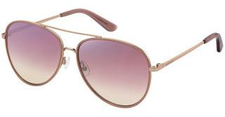 Juicy Couture JU 599/S AU2/2S PINK FL SLVRED GOLD