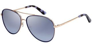 Juicy Couture JU 599/S LKS/GO GREY AZURE SILVGOLD BLUE