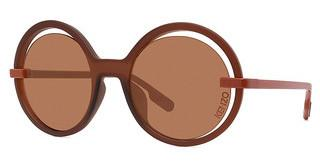 Kenzo KZ40048U 46E MATTE LIGHT BROWN