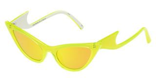 Le Specs THE PROWLER LAS1821121 YELLOW MIRRORYELLOW
