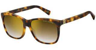 Marc Jacobs MARC 337/S 05L/JL BROWN SS GLDHAVANA 2