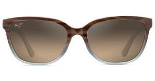 Maui Jim Honi HS758-22B HCL BronzeSandstone with Blue