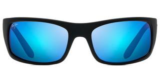 Maui Jim Peahi B202-2M Blue HawaiiMatte Black