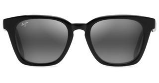 Maui Jim Shave Ice 533-02 Neutral GreyGloss Black