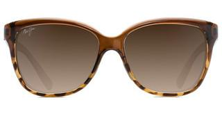 Maui Jim Starfish HS744-01T HCL BronzeTranslucent Chocolate with Tortoise