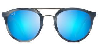 Maui Jim Sunny Days B529-27E Blue HawaiiBlue Horn