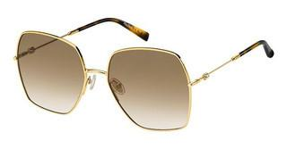 Max Mara MM GLEAM II J5G/HA BRWN SFGOLD